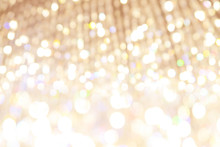 金色のキラキラ輝き抽象背景素材