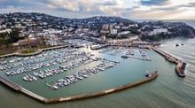 View Of Torquay Harbour Lookin...