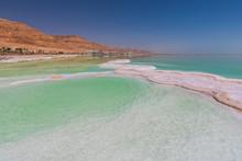 Salt Formation In Ein Bokek Ho...