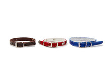 Cat Collar Isolated On White B...