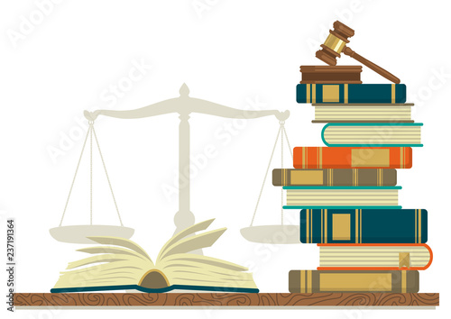 Cuadros en Lienzo Law studies