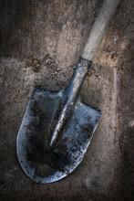 Dirty Shovel Soiled In The Soi...