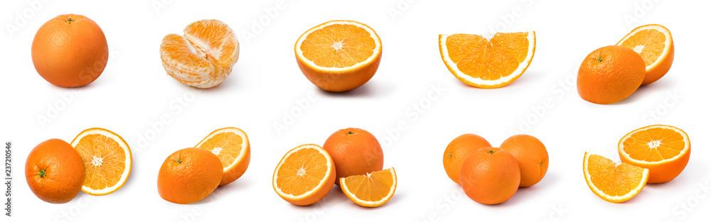 Fototapeta Orange fruit