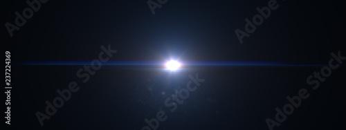 lights optical lens flares shiny Fototapet