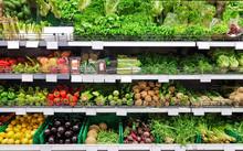 Vegetables Greengrocery In Sup...