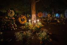 Dia De Los Muertos En Michoacan