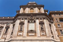 Cappella Paolina Facade With L...