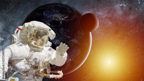 Iceball Planet Artist's Concept
