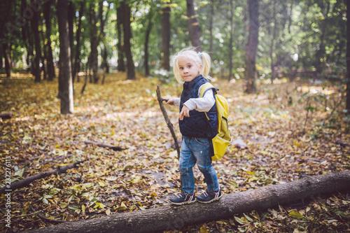 Foto  Theme outdoor activities in nature
