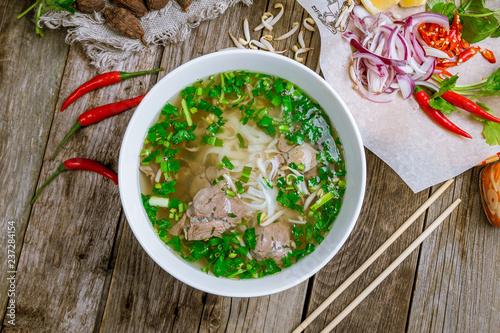 Soup Pho Bo