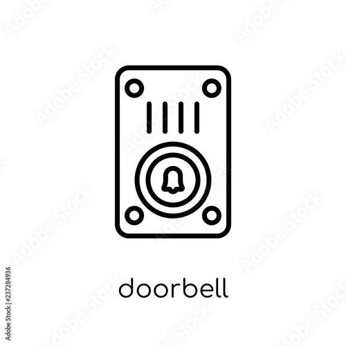 Photo  Doorbell icon