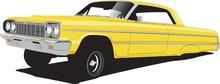 Yellow Lowrider