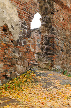Old Ruined Building