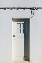 Detail Of Vintage Doors