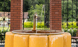 Fototapeta Fototapety do łazienki - Piwniczna ujęcie wody