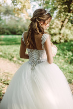 Bride From The Back