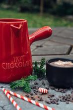 Christmassy Hot Chocolate