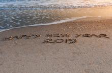 Happy New Year 2019,written In...