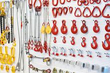 Lifting Equipment, Hooks And C...