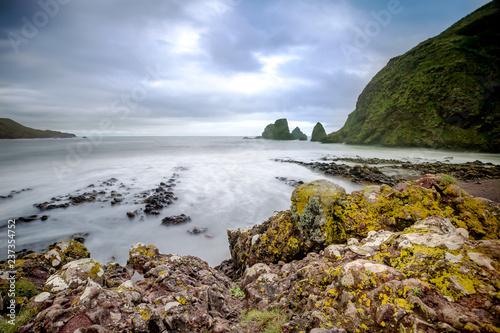 Fotomural Coastline in Scotland