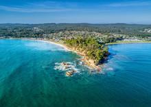Aerial Views Of Batemans Bay A...
