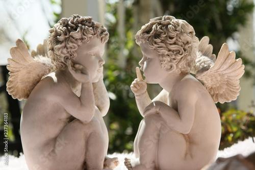 Photo  ナイショ話の天使達