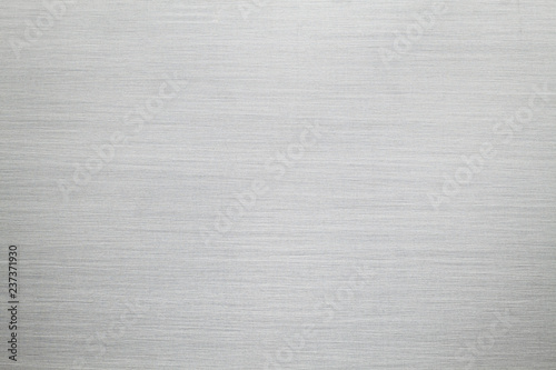 Photo Brushed aluminum or steel - silver background or texture