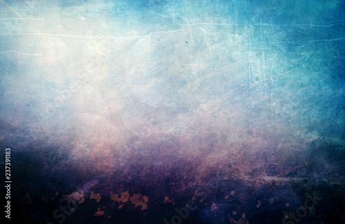 Valokuva  Abstract Dramatic Vintage Texture Theme Background