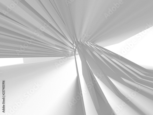 Fototapety, obrazy: Abstract Architecture Modern Design Background