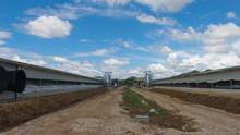 A Poultry Farmm Under Cosnstru...