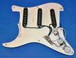 Pickguard mit Elektronik für E-Gitarre