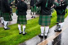 The Irish Bagpipers