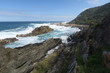 Strand, Meer, Küste in Südafrika - Otter Trail
