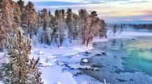 Splendides Paysages Colorés A...