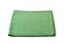 Folded Green Natural Textile N...