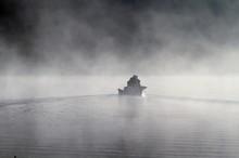 Morning Fog ..going Fishing