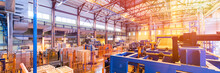 Fiberglass Production Industry...