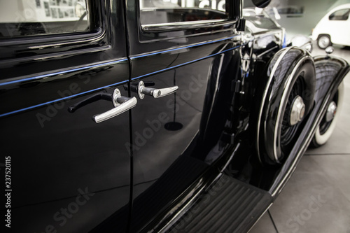 фотография  Old collection car