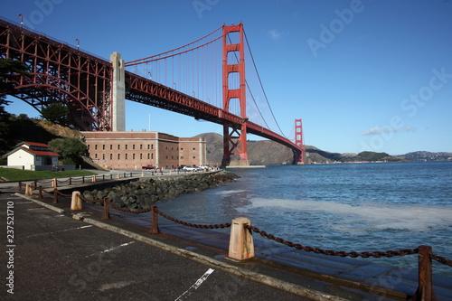 Fototapeta  goldengate bridge san francisko