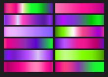 Neon UFO Green, Plastic Pink, ...