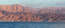 Red Sea Sunset In Eilat