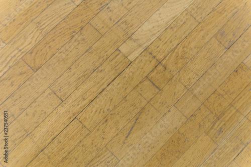 Fototapeta texture of old parquet floor obraz na płótnie