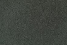 Texture Of Dark Green Fleece
