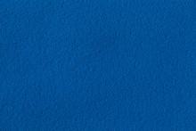 Texture Of Blue Fleece, Backgr...