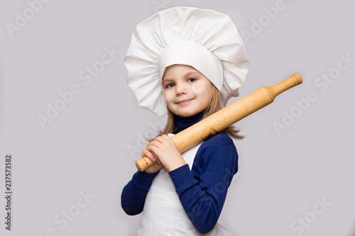 Children cook Fototapeta