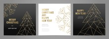 Luxury Christmas Party Invitat...