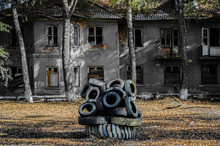 Dead City In Russia Abandoned ...