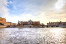Sweden. City Of Stockholm. Riksdag - Swedish Parliament