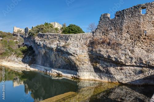 Photo Barrage de Saint-Saturnin-les-Apt - Vaucluse - France