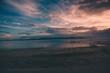 Sunset on Thailand beach